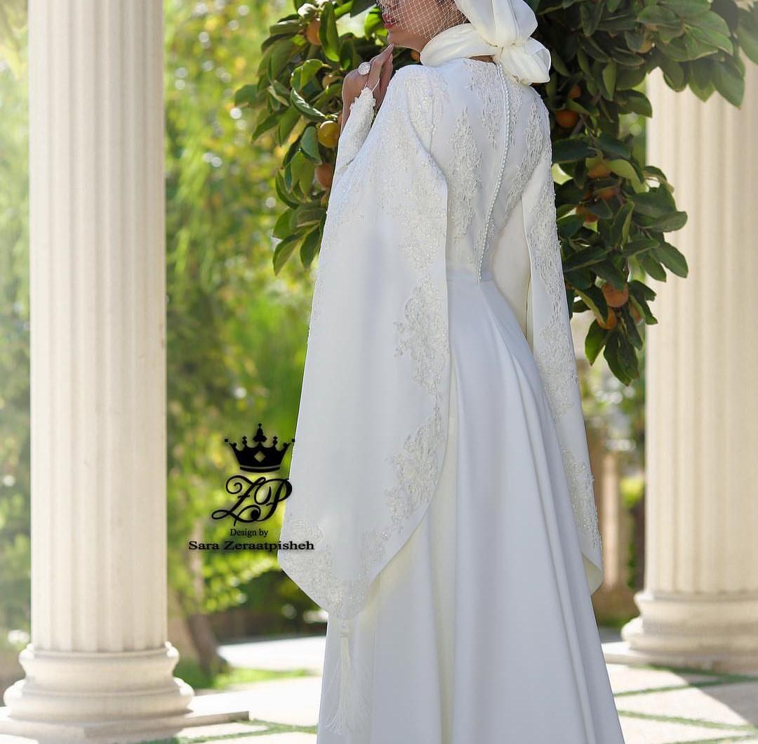 مدل لباس عروس ایرانی ۹۷