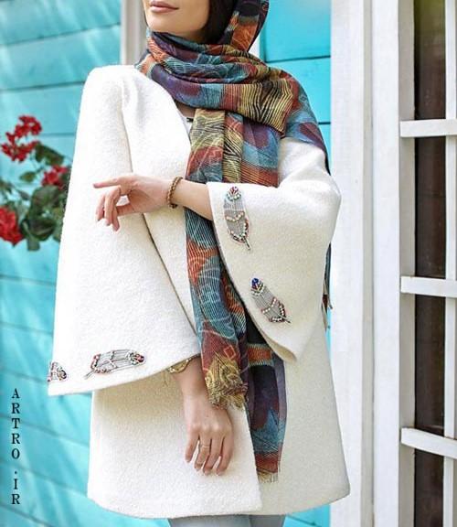 مدل مانتو پاییزی ایرانی