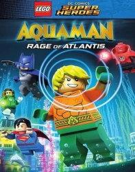 انیمیشن لگو آکوآمن 2018 LEGO DC Comics Super Heroes