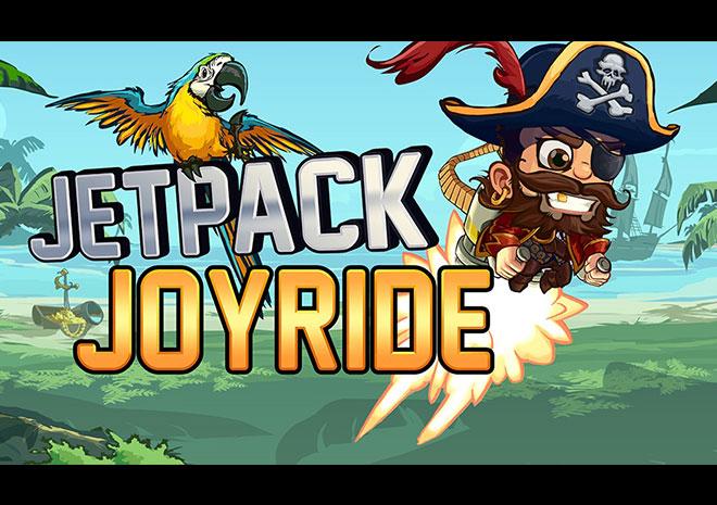 معرفی بازی: Jetpack Joyride