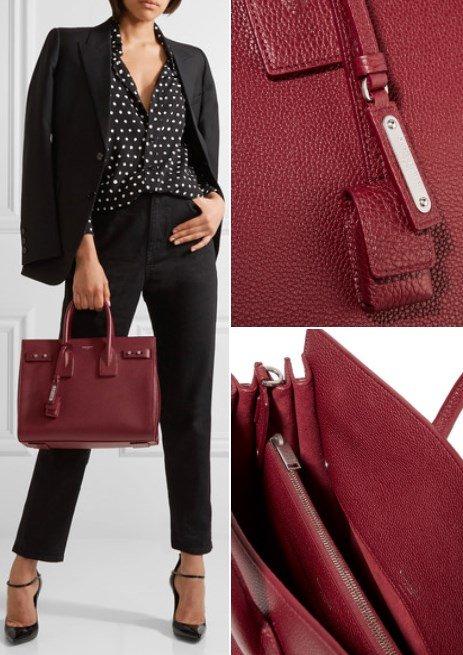 مدل کیف چرم زنانه کوچک