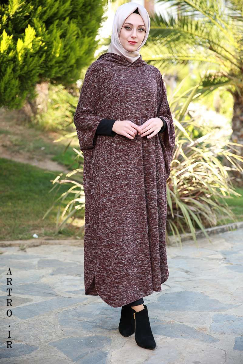 مدل مانتو پاییزی اسپرت دخترانه