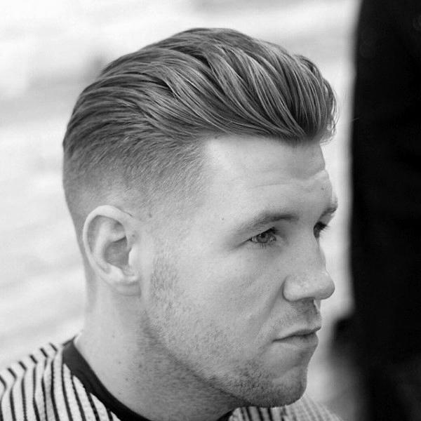 مدل مو مردانه اسپرت
