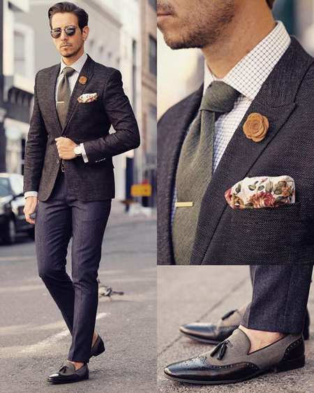 ست لباس مردانه, ست های پاییزی مردانه