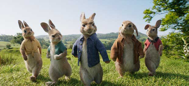 انیمیشن پیتر خرگوشه دوبله-Peter Rabbit 2018