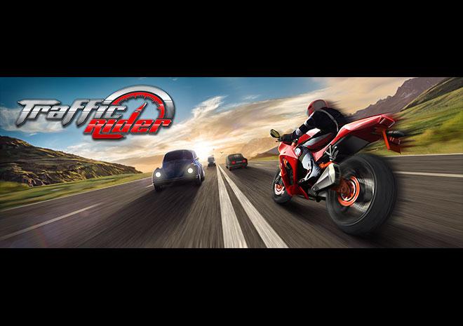 معرفی بازی: Traffic Rider