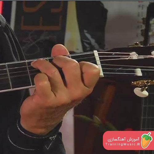 آموزش تصویری گیتار پاپ به زبان فارسی