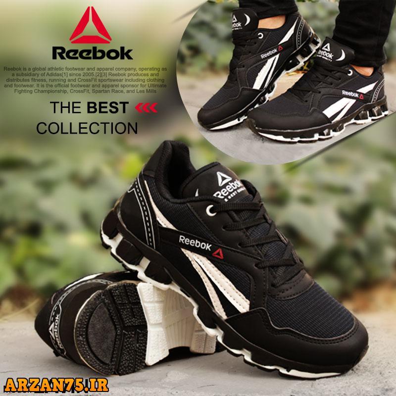 کفش مردانه Reebok مدل LAVIN,کفش مردانه ریبوگ]کفش مردانه ریبوک مشکی رنگ,مدل جدید کفش مردانه ریبوک