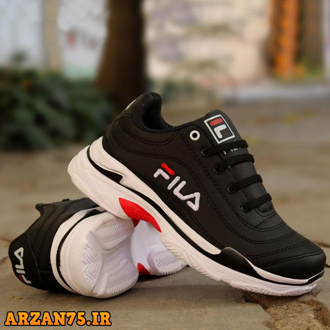 کفش دخترانه FILA مدل LANA,کفش دخترانه,کتونی زنانه,کفش اسپرت زنانه,کفش دخترانه مدل فیلا,کفش دخترانه fila, مدل جدید کفش دخترانه