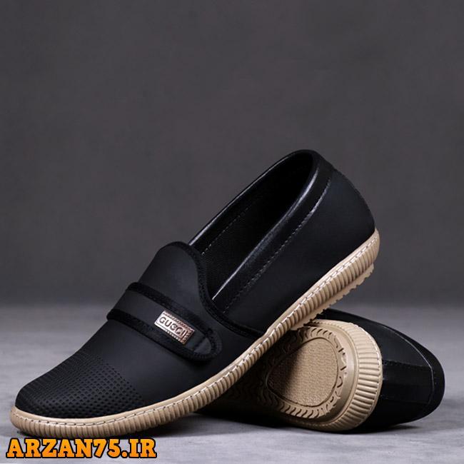 کفش مردانه Gucci مدل Robin رنگ مشکی,مدل جدید کفش گوچی,کفش مردانه گوچی,تصاویر کفش مردانه برند Gucci