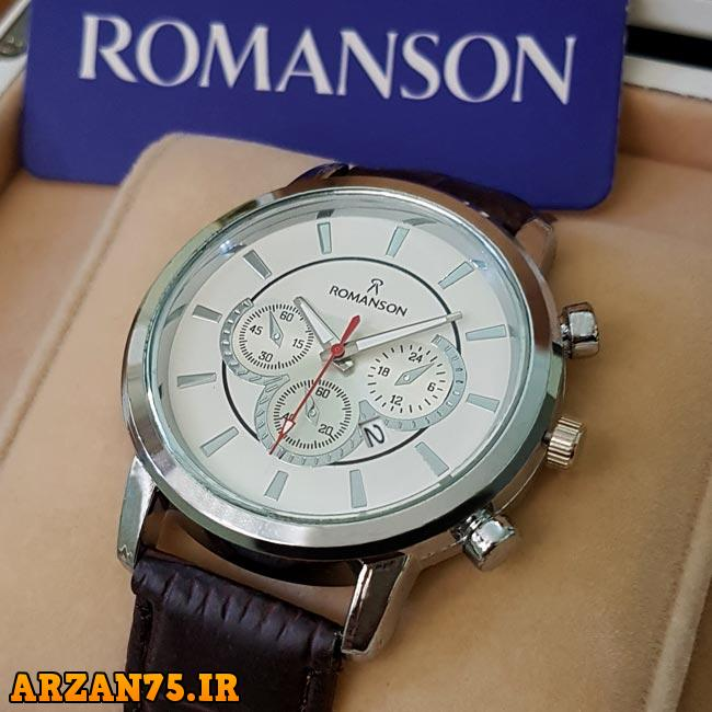 ساعت مچی برند romanson مدل ramona,مدل جدید ساعت مچی,ساعت مچی شیک رومانسون