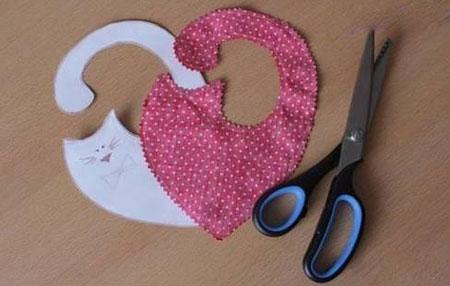 آموزش عروسک تزیینی, ساخت عروسک تزیینی