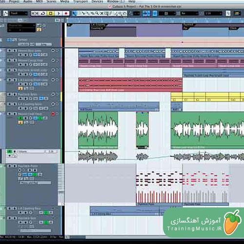 آموزش تصویری ضبط صدا در کیوبیس