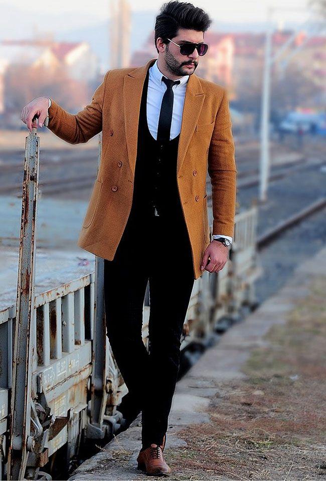 مدل پالتو مردانه زمستانی 2019