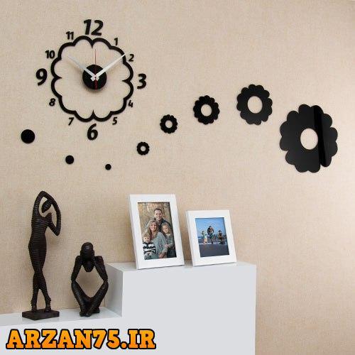 ساعت دیواری مدل پامچال,مدل جدید ساعت دیواری,ساعت دیواری ارزان,ساعت دیواری جدید