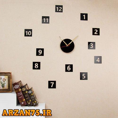 ساعت دیواری مدل ونکوور,مدل جدید ساعت دیواری,ساعت دیواری ارزان
