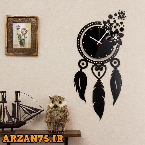 ساعت دیواری مدل پرهام,ساعت دیواری جدید,ساعت دیواری زیبا