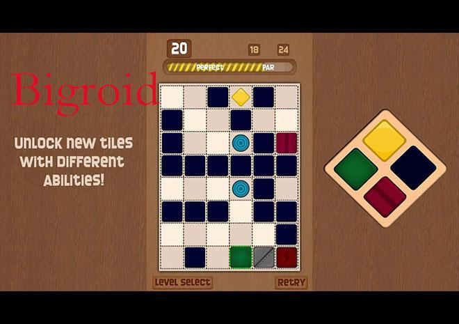 معرفی بازی: Tac Tiles