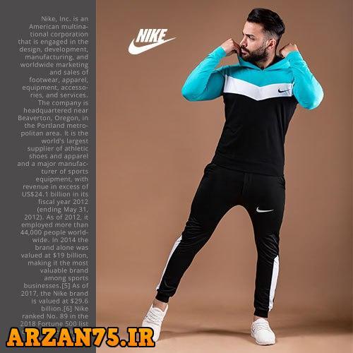 خرید ست سویشرت و شلوار مردانه مدل Nike