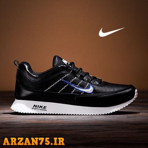 خرید کفش مردانه مدل Nike تمام مشکی
