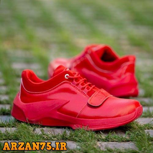 خرید کفش مردانه مدل Nike قرمز
