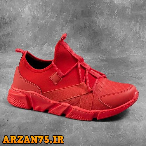 کفش مردانه مدل Sabrosa قرمز,کتونی جدید مردانه,کتونی پسرانه قرمز