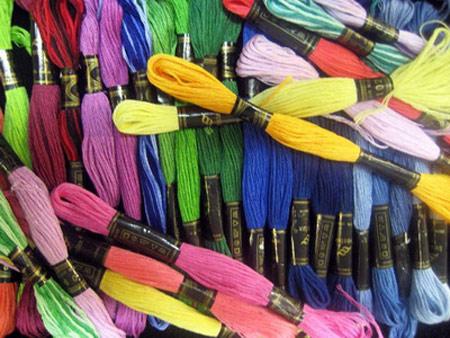 آشنایی با ابزارهای روبان دوزی, آموزش روبان دوزی