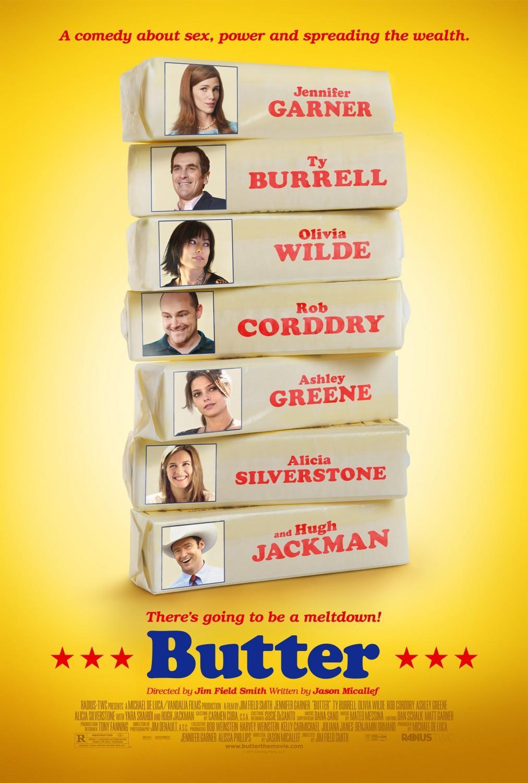 فیلم Butter 2011