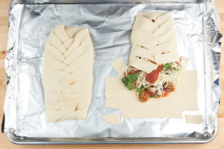 طرز پخت استرامبولی ایتالیایی, مواد لازم برای استرامبولی ایتالیایی