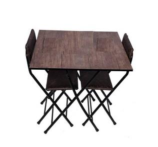 فروش میز ناهار خوری دو نفره تاشو یاس مدل 1150