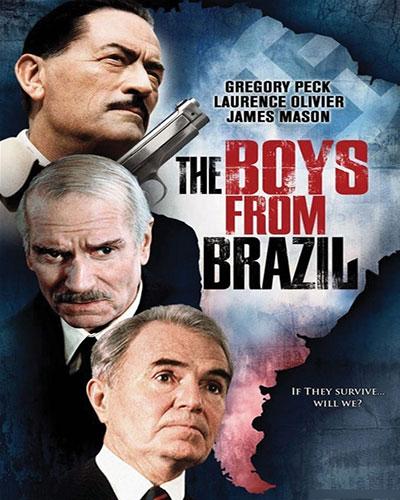 دانلود فیلم پسران برزیل The Boys from Brazil 1978 دوبله فارسی
