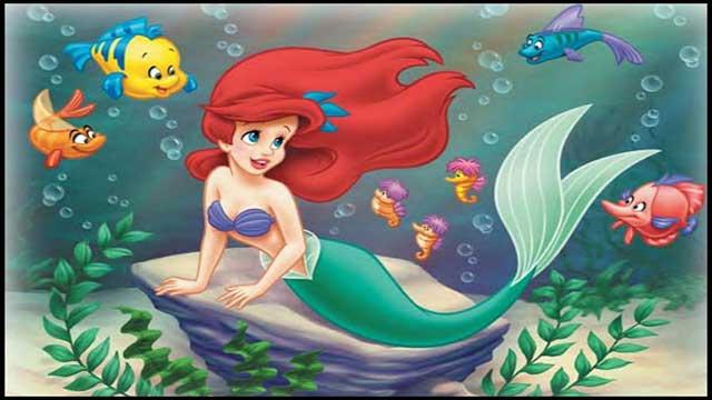 انیمیشن پری دریایی دوبله -The Little Mermaid