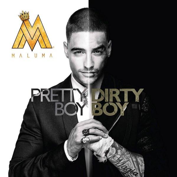 دانلود آلبوم Pretty Boy, Dirty Boy از مالوما Maluma | به همراه متن