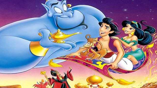 انیمیشن علاءالدین دوبله – Aladdin 1992
