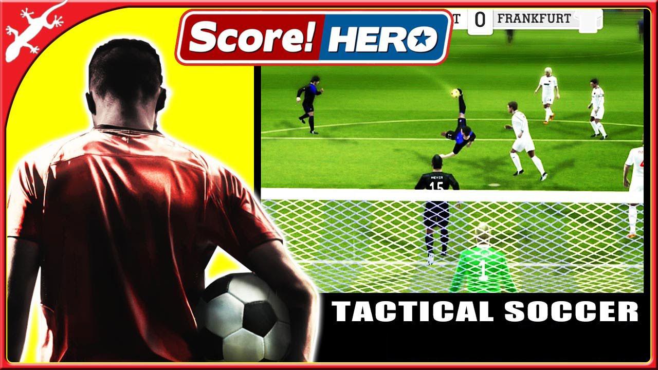 قهرمانان (Score! Hero)