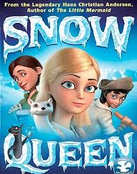 انیمیشن ملکه برفی Snow Queen 2012
