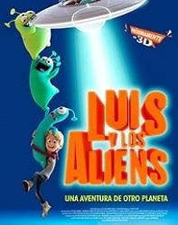 انیمیشن لوئیس و آدم فضاییها Luis And The Aliens 2018