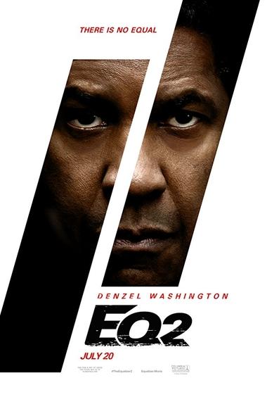 دانلود فیلم اکولایزر ۲ با دوبله فارسی