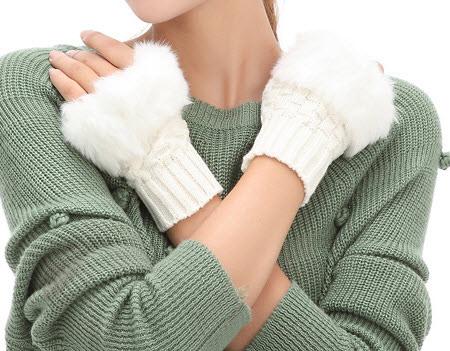 دستکش بافتنی طرح دار, طرح های متفاوت دستکش