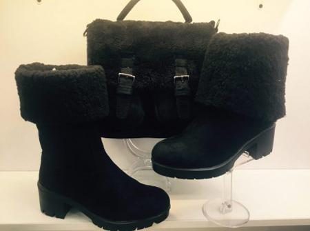 ست کیف و کفش های زنانه, ست های کیف و کفش