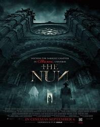 فیلم راهبه The Nun 2018