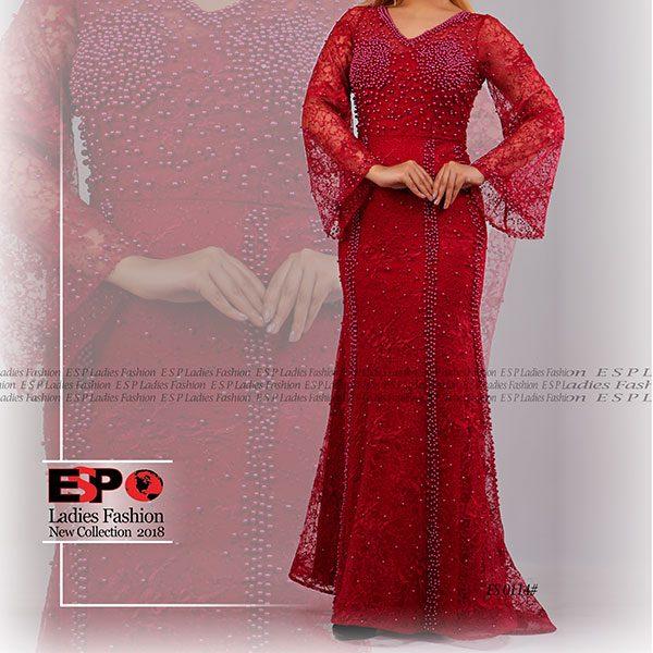 لباس بلند زنانه شب یلدا