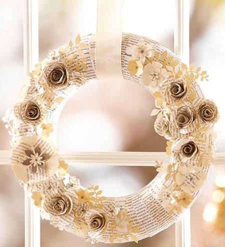 مدل درکوب کریسمس,حلقه های در مخصوص کریسمس
