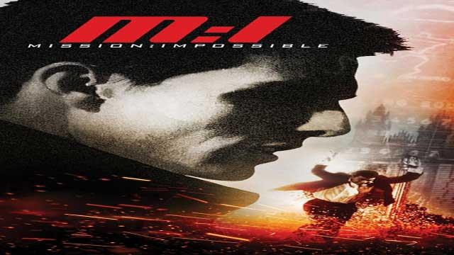 فیلم ماموریت غیرممکن 1 دوبله - Mission: Impossible 1 1996