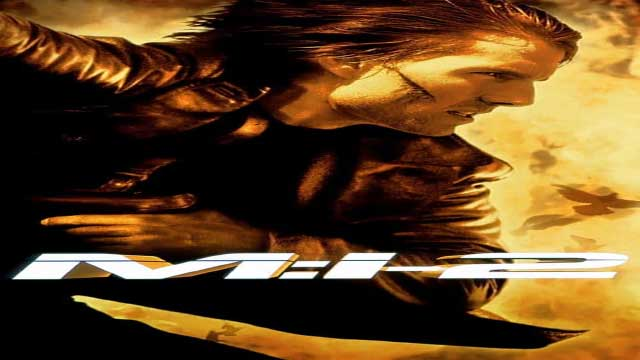 فیلم ماموریت غیرممکن 2 دوبله - Mission: Impossible 2 2000
