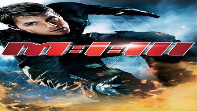 فیلم ماموریت غیر ممکن 3 دوبله -Mission: Impossible 3 2006