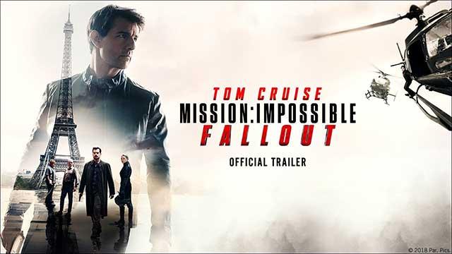 فیلم ماموریت غیر ممکن 6 سقوط - دوبله - Mission: Impossible – Fallout 2018