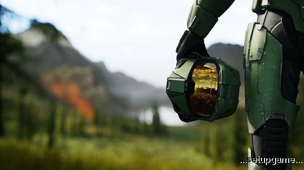 استودیو 343 Industries کانسپت آرت جدیدی از عنوان Halo Infinite منتشر کرد