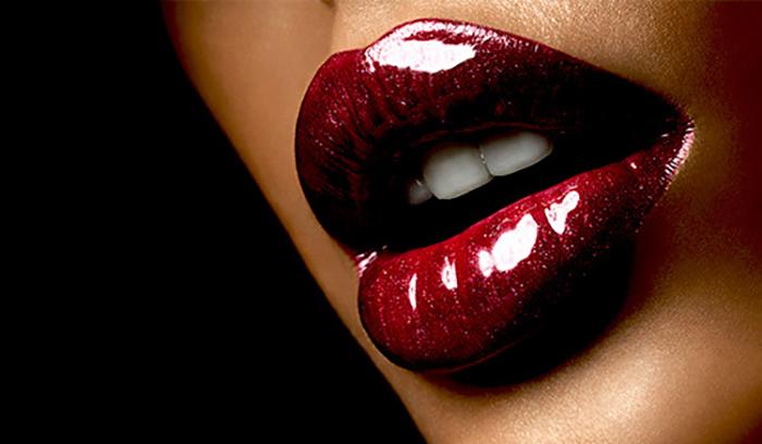 مدل آرایش زنانه دخترانه شب یلدا9