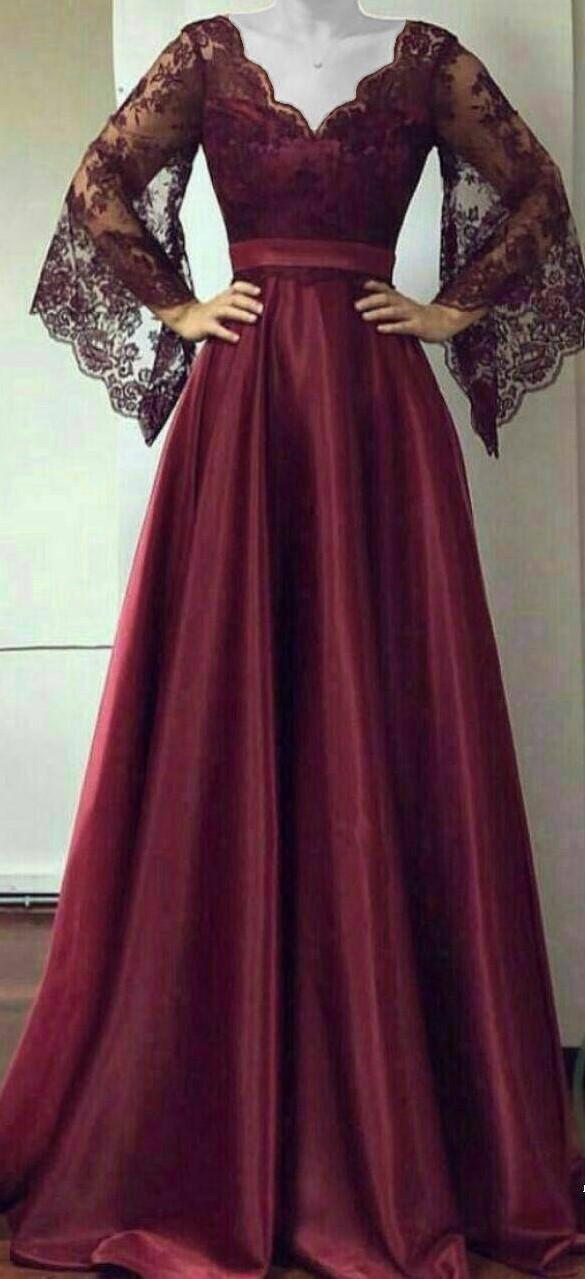 مدل لباس مجلسی بلند مخمل9